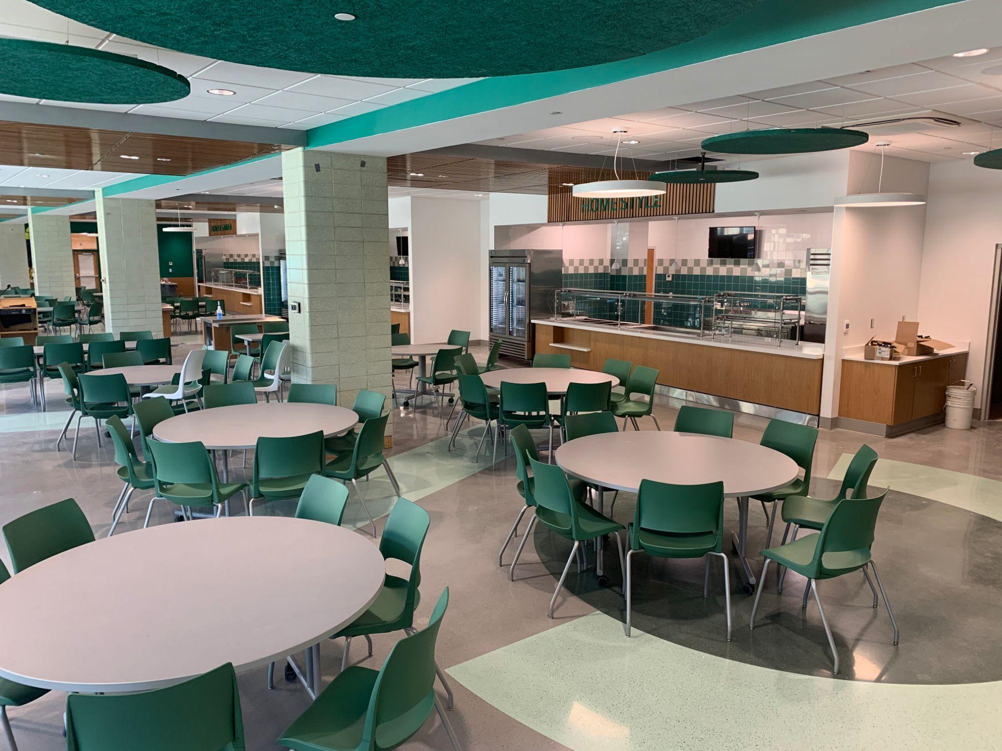 Seton High School Cafeteria  Cincinnati, OH